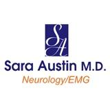 Sara Austin M D FB logo